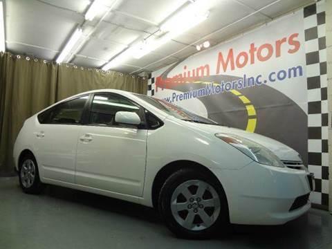 2004 Toyota Prius for sale at Premium Motors in Villa Park IL