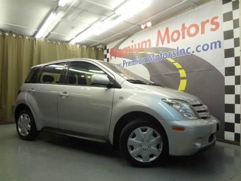 2005 Scion xA for sale at Premium Motors in Villa Park IL