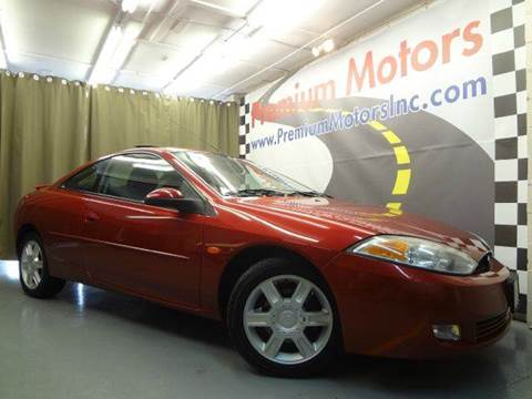 2001 Mercury Cougar for sale at Premium Motors in Villa Park IL