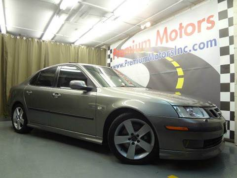 2006 Saab 9-3 for sale at Premium Motors in Villa Park IL
