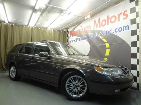 2005 Saab 9-5 for sale at Premium Motors in Villa Park IL