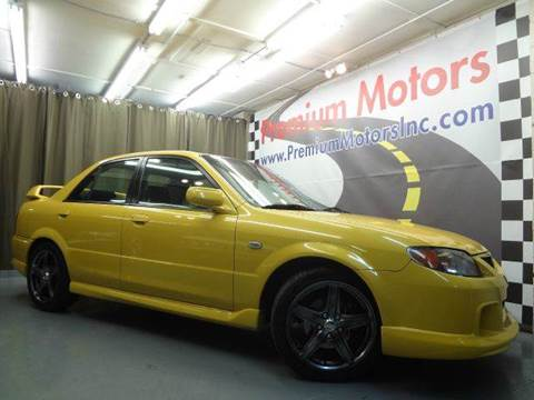 2003 Mazda MAZDASPEED Protege for sale at Premium Motors in Villa Park IL