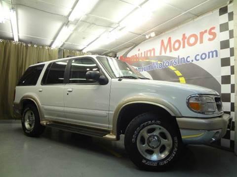 1999 Ford Explorer for sale at Premium Motors in Villa Park IL