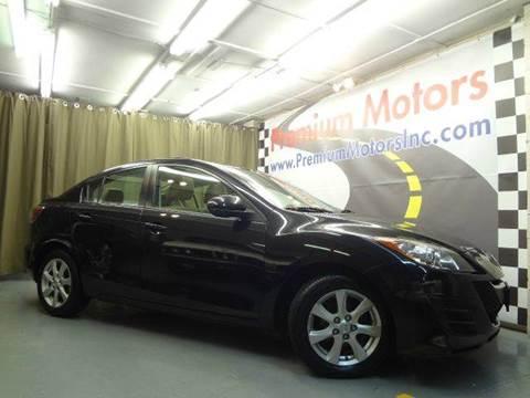 2010 Mazda MAZDA3 for sale at Premium Motors in Villa Park IL