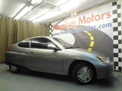 2003 Honda Insight for sale at Premium Motors in Villa Park IL
