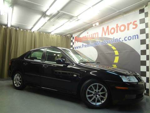 2004 Saab 9-3 for sale at Premium Motors in Villa Park IL