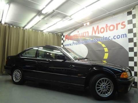 1996 BMW 3 Series for sale at Premium Motors in Villa Park IL