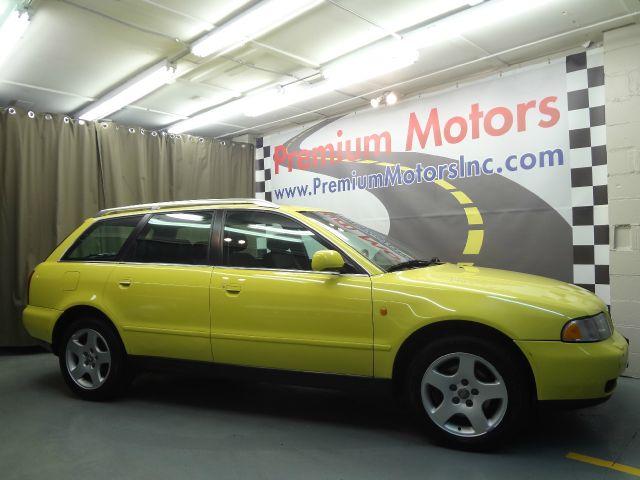 1998 Audi A4 Avant Quattro 28 Awd 4dr Wagon In Villa Park Il