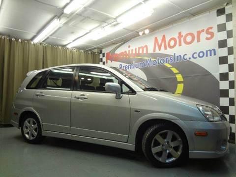 2006 Suzuki Aerio for sale at Premium Motors in Villa Park IL