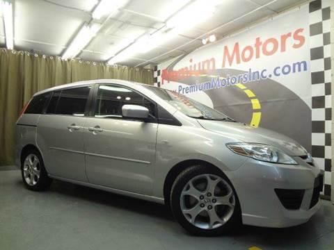2009 Mazda MAZDA5 for sale at Premium Motors in Villa Park IL