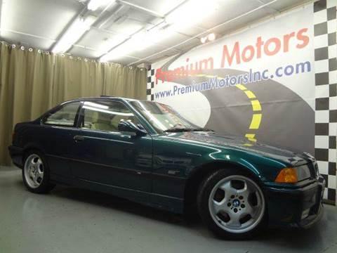 1995 BMW M3 for sale at Premium Motors in Villa Park IL