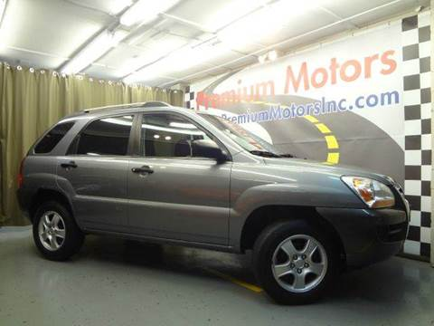 2006 Kia Sportage for sale at Premium Motors in Villa Park IL