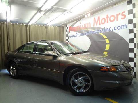 2001 Pontiac Bonneville for sale at Premium Motors in Villa Park IL