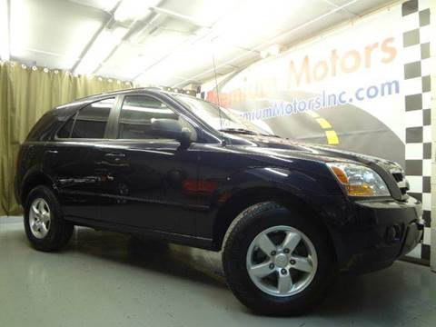 2009 Kia Sorento for sale at Premium Motors in Villa Park IL