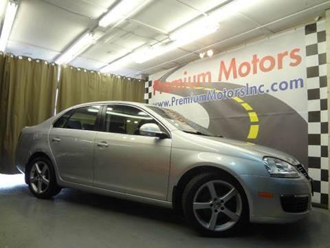 2009 Volkswagen Jetta for sale at Premium Motors in Villa Park IL