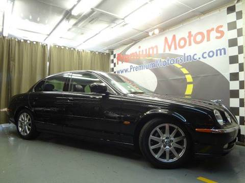 2000 Jaguar S-Type for sale at Premium Motors in Villa Park IL