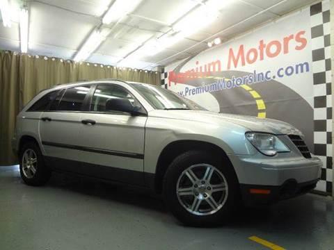 2007 Chrysler Pacifica for sale at Premium Motors in Villa Park IL