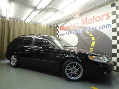 2003 Saab 9-5 for sale at Premium Motors in Villa Park IL