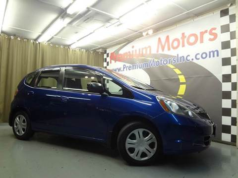 2010 Honda Fit for sale at Premium Motors in Villa Park IL