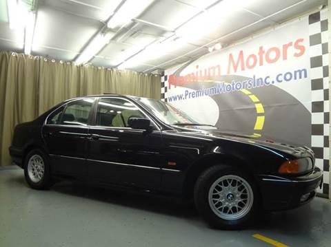 1998 BMW 5 Series for sale at Premium Motors in Villa Park IL