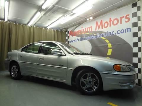 2002 Pontiac Grand Am for sale at Premium Motors in Villa Park IL