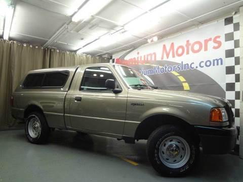 2005 Ford Ranger for sale at Premium Motors in Villa Park IL