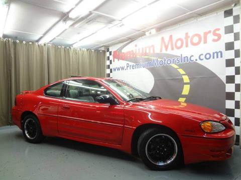 2003 Pontiac Grand Am for sale at Premium Motors in Villa Park IL