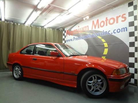 1999 BMW 3 Series for sale at Premium Motors in Villa Park IL