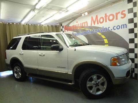 2004 Ford Explorer for sale at Premium Motors in Villa Park IL