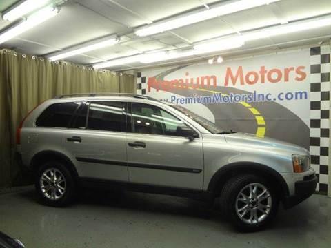 2004 Volvo XC90 for sale at Premium Motors in Villa Park IL