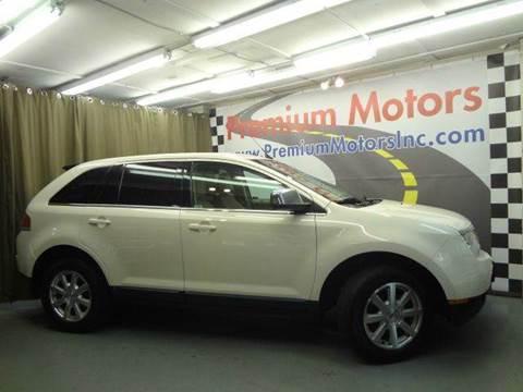 2007 Lincoln MKX for sale at Premium Motors in Villa Park IL