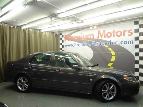 2007 Saab 9-5 for sale at Premium Motors in Villa Park IL