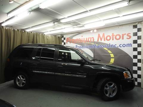 2006 GMC Envoy XL for sale at Premium Motors in Villa Park IL