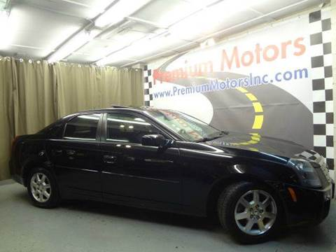 2005 Cadillac CTS for sale at Premium Motors in Villa Park IL