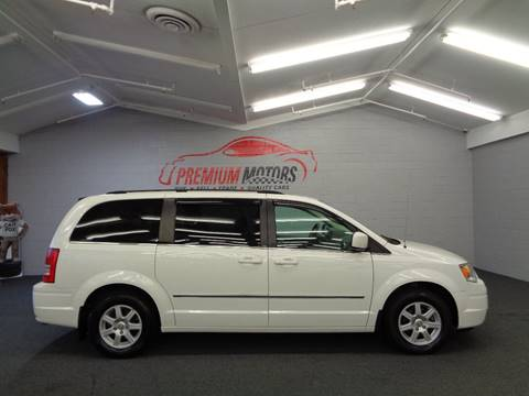 2010 Chrysler Town and Country for sale at Premium Motors in Villa Park IL