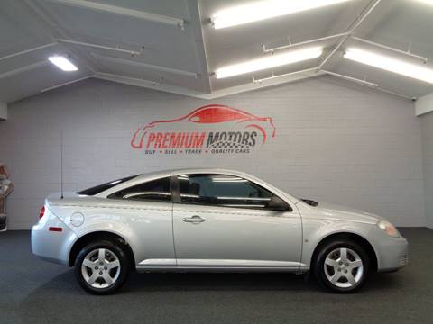 2006 Chevrolet Cobalt for sale at Premium Motors in Villa Park IL