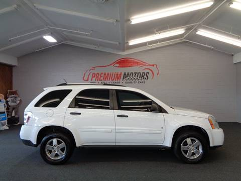2009 Chevrolet Equinox for sale at Premium Motors in Villa Park IL