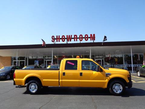 2010 Ford F-250 Super Duty for sale at Premium Motors in Villa Park IL