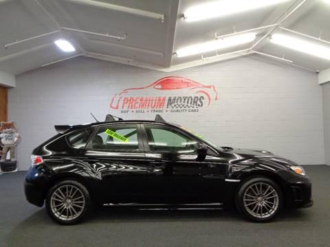 2012 Subaru Impreza for sale at Premium Motors in Villa Park IL