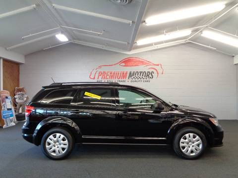 2015 Dodge Journey for sale at Premium Motors in Villa Park IL