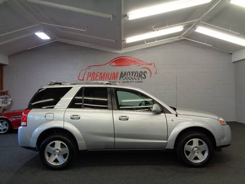 2006 Saturn Vue for sale at Premium Motors in Villa Park IL