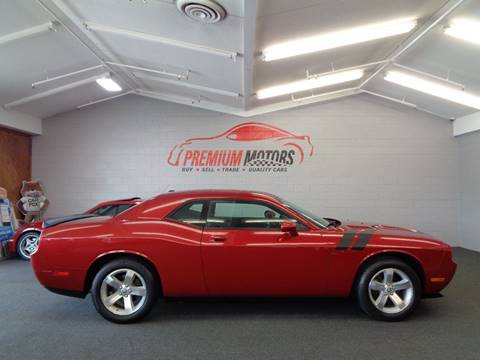 2009 Dodge Challenger for sale at Premium Motors in Villa Park IL