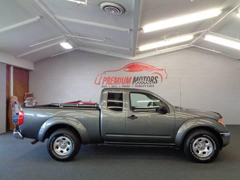 2007 Nissan Frontier for sale at Premium Motors in Villa Park IL