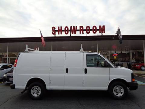 2011 Chevrolet Express Cargo for sale at Premium Motors in Villa Park IL