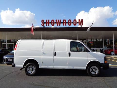 2008 Chevrolet Express Cargo for sale at Premium Motors in Villa Park IL