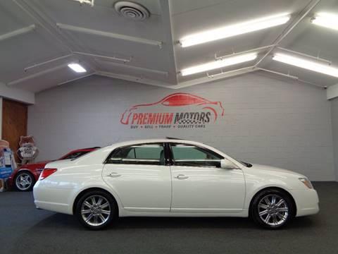 2007 Toyota Avalon for sale at Premium Motors in Villa Park IL