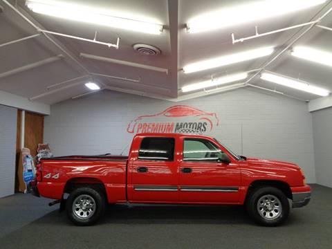 2007 Chevrolet Silverado 1500 Classic for sale at Premium Motors in Villa Park IL