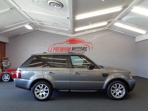 Land Rover Used Cars For Sale Villa Park Premium Motors