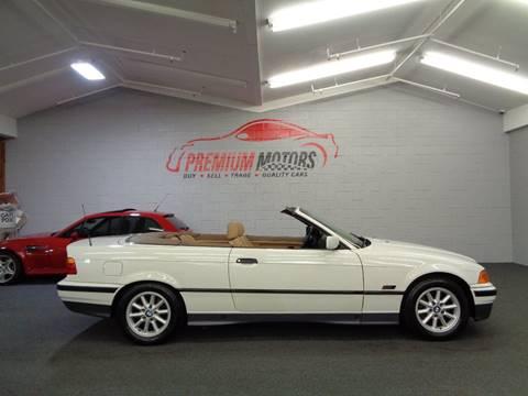 1995 BMW 3 Series for sale at Premium Motors in Villa Park IL