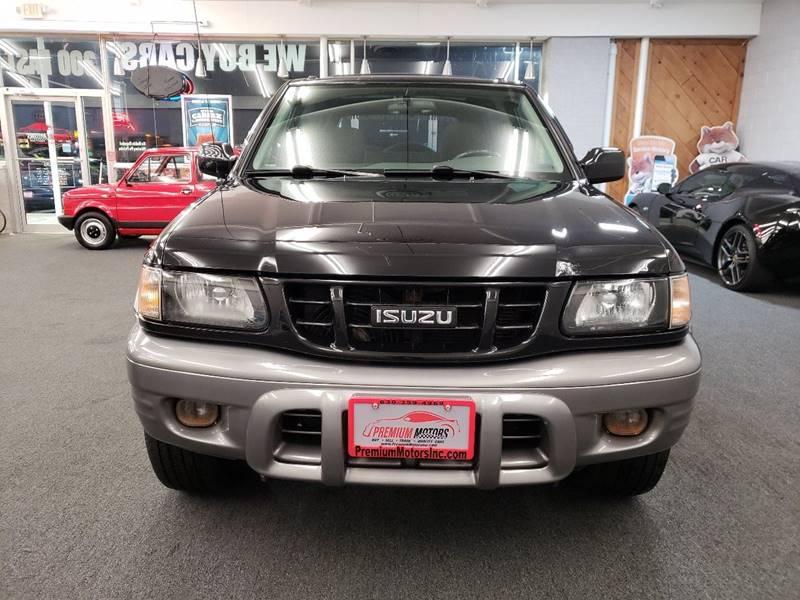 2002 Isuzu Rodeo Sport S V6 4WD 2dr SUV w/ Hard Top In Villa Park IL